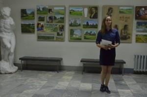 фото для сайта персональная выставка Семеновой Ксении Ах, это лето!